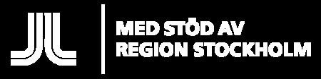 Med stöd av Region Stockholm